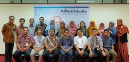 Gambar Adakan Kegiatan Professor and Expert Visit Series 2017, PCR Datangkan Ahli Context Awareness