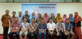 Gambar Adakan Kegiatan Professor and Expert Visit Series 2017, PCR Datangkan Ahli Context Awareness