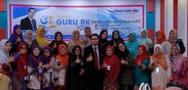 Gambar Adakan Seminar Mengabdi Sepenuh Hati, PCR Undang Guru BK Se-Provinsi Riau