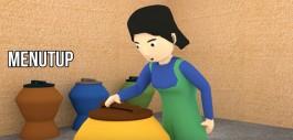 Gambar Animasi 3D, Karya Mahasiswa PCR Untuk Diskominfotik Kota Pekanbaru