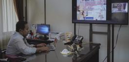 Gambar Antisipasi Corona,PCR Berlakukan Kebijakan Kuliah Online hingga 30 Maret 2020