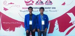 Gambar BLM PCR Ikuti Munas Forum Lembaga Legislatif Mahasiswa Indonesia 2018
