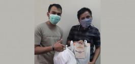 Gambar Bersama Politeknik Caltex Riau, BEM PCR Salurkan Paket Bantuan untuk Mahasiswa
