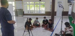 Gambar Dosen PCR Berikan Workshop Video Editing dan Broadcasting serta Pelatihan Panahan Tingkat Dasar Program Kementerian RISTEK/BRIN kepada Remaja M