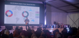 Gambar Dua Staf PCR Menjadi Keynote Speaker pada POLYTEXPO 2019 di Semarang
