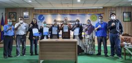Gambar Dukung Program Riau Digital, Jurusan Teknologi Informasi Jalin Kerja Sama dengan APTIKOM