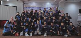 Gambar Eratkan Silaturahmi dan Kebersamaan, JTI PCR Gelar Capacity Building