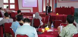 Gambar Guna Meningkatkan Kualitas Pengajaran, Tim Kurikulum Prodi Ikuti Workshop Kurikulum
