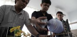 Gambar Hadapi Covid-19, Politeknik Caltex Riau kembangkan penelitian Ventilator Portable untuk Rumah Sakit-Klinik