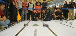 Gambar Himpunan Mahasiswa Teknik Mekatronika PCR Sukses Gelar Lomba Robot Line Tracking Tingkat SMA/SMK Sederajat