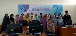 Gambar Jalin Mitra dengan Guru SMK, Dosen Jurusan Teknologi Informasi Gelar Workshop Android