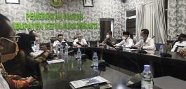 Gambar Jalin Silahturahmi dan Kerja Sama, PCR Sambangi Pemerintah Kabupaten Kepualaun Meranti
