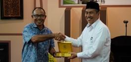 Gambar Jalin Silaturahmi, Syamsuar dan Edy Kunjungi PCR
