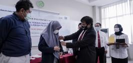Gambar Kanwil DJP Riau Kukuhkan Puluhan Mahasiswa Sebagai Relawan Pajak Tax Center Politeknik Caltex Riau