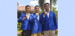 Gambar Mahasiswa PCR Raih Juara 1 pada Lomba Ide Kreatif Pengelolaan Limbah di Universitas Sriwijaya