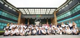 Gambar Mahasiswa PCR Raih Penghargaan di Youth Excurtion Malaysia-Singapore 2017
