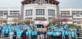 Gambar Manfaatkan Libur Kuliah, 252 Mahasiswa Ikuti Program PCR Goes to School