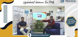 Gambar Ngabuburit Bersama Tim PMB, PCR Bagi - Bagi Voucher Potongan Biaya Masuk
