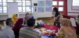 Gambar PCR Berikan Pelatihan Capacity Building Kepemimpinan dan Tata Kelola Bagi Pimpinan Sekolah Lanjutan Tingkat Atas