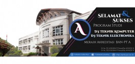 """Gambar PCR Kantongi Predikat Akreditasi """"A"""" Untuk 5 Program Studi"""