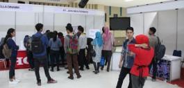 Gambar PCR Kembali Sebagai Tempat Pelaksana Job Fair 2018