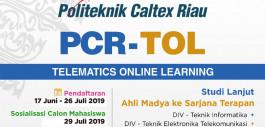Gambar PCR Membuka Kelas Non Reguler Jenjang D3 ke D4