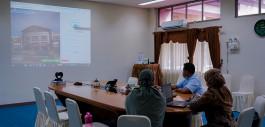 Gambar PCR Presentasikan e-SPMI ke Pusdatin Kemdikbud-Ristek