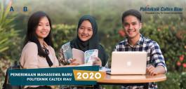 Gambar PCR Sediakan 648 Kuota Mahasiswa pada Penerimaan Mahasiswa Baru 2020