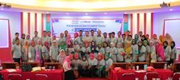 Gambar PCR Tuan Rumah Seminar Dan Pelatihan Peningkatan Kompetensi Guru SMA/SMK