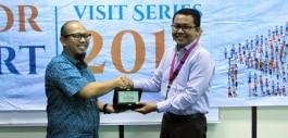 Gambar PCR Undang Dokter Spesialis Forensik dalam Profesor & Expert Visit Series 2017