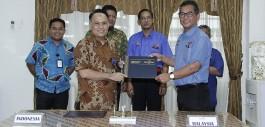 Gambar PCR dan Politeknik Mersing Johor Kembali Berkolaborasi