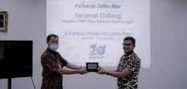 Gambar PCR dengan LPMP Riau Menginisiasi Kerja Sama dalam Rangka Peningkatan Tata Kelola dan Penjaminan Mutu