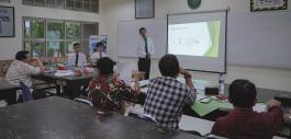 Gambar Perdana, Tiga Mahasiswa Program Studi D4 Teknik Listrik Laksanakan Sidang Proposal Tugas Akhir