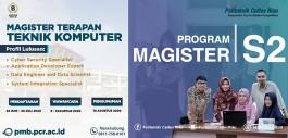 Gambar Pertama di Sumatera, Politeknik Caltex Riau (PCR) Buka Pendaftaran S2 Terapan Teknik Komputer