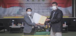 Gambar Politeknik Caltex Riau Jalin Kerja Sama dengan Perpustakaan Nasional RI