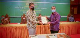 Gambar Politeknik Caltex Riau Jalin Kerja Sama dengan Universitas Baiturrahmah
