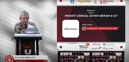 Gambar Politeknik Caltex Riau Raih Juara 1 dan Medali Perak pada GEMASTIK XIV