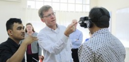 Gambar Teknologi VR Jurusan Komputer PCR memukau VP PGPA Chevron Corporation