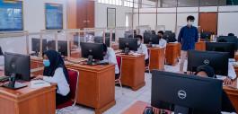 Gambar Terapkan Prokes Ketat, 107 Peserta Ikuti Ujian Seleksi Beasiswa Bidikmisi dan Tahfidz Pemprov Riau di PCR