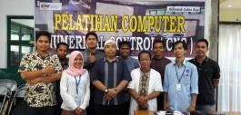 Gambar Tingkatkan Kompetensi Laboran dan Guru SMK, UPT PCR adakan  Training Operator dan Programming CNC