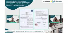 Gambar Tingkatkan Kualitas Pendidikan, PCR Gandeng PT Yokogawa Indonesia untuk Kerja Sama Kampus Merdeka Vokasi