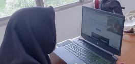 Gambar Tingkatkan Literasi Bidang Informatika, PCR Berikan Pelatihan Pengelolaan Blog kepada Santri SMAIT Imam Syafii 2 Pekanbaru