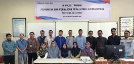 Gambar Tingkatkan SDM dan Pengetahuan Asisten Instruktur Laboratorium, Jurusan Teknologi Industri Adakan Pelatihan Perawatan dan Perbaikan Peralatan L