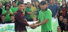 Gambar UKM PMK Politeknik Caltex Riau Adakan Acara GO GREEN 2017