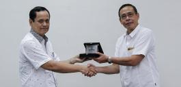 Gambar Universitas Islam Riau Kunjungi Politeknik Caltex Riau untuk Studi Banding Pengelolaan Keuangan dan Tracer Study Alumni