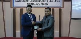 Gambar Universiti Teknologi Mara (UiTM) Malaysia Kunjungi Politeknik Caltex Riau