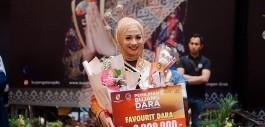 Gambar Westy Hartati, Mahasiswa Prodi Teknik Informatika PCR Raih Gelar Dara Favorite pada Ajang Bujang Dara Pekanbaru 2019