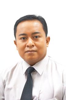 Dr. Dadang Syarif Sihabudin Sahid, S.Si,M.Sc.
