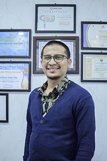 Muhammad Ihsan Zul, S.Pd., M.Eng