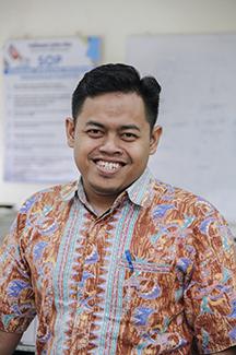 Maksum Ro'is Adin Saf, S.Kom., M.Eng